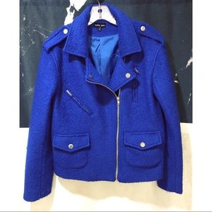 Sister Jane 💙 Royal Blue Moto Jacket 💙